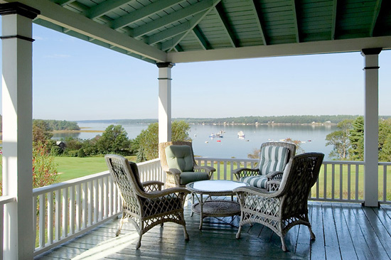 Chebeague Island Inn's Executive Retreat Package